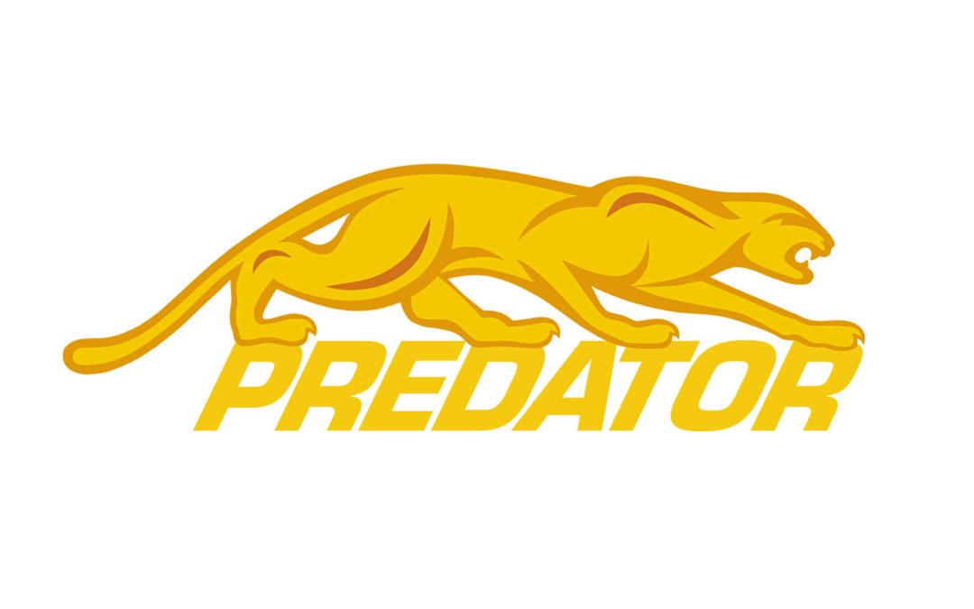 PREDATOR – Notre nouveau partenaire