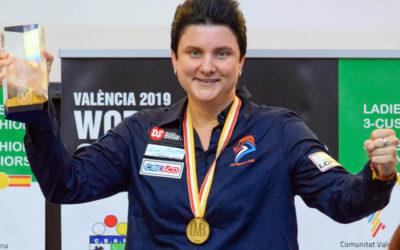 Therese World Champion