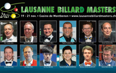 DISCOVER THE LBM 2021 PLAYERS – 6